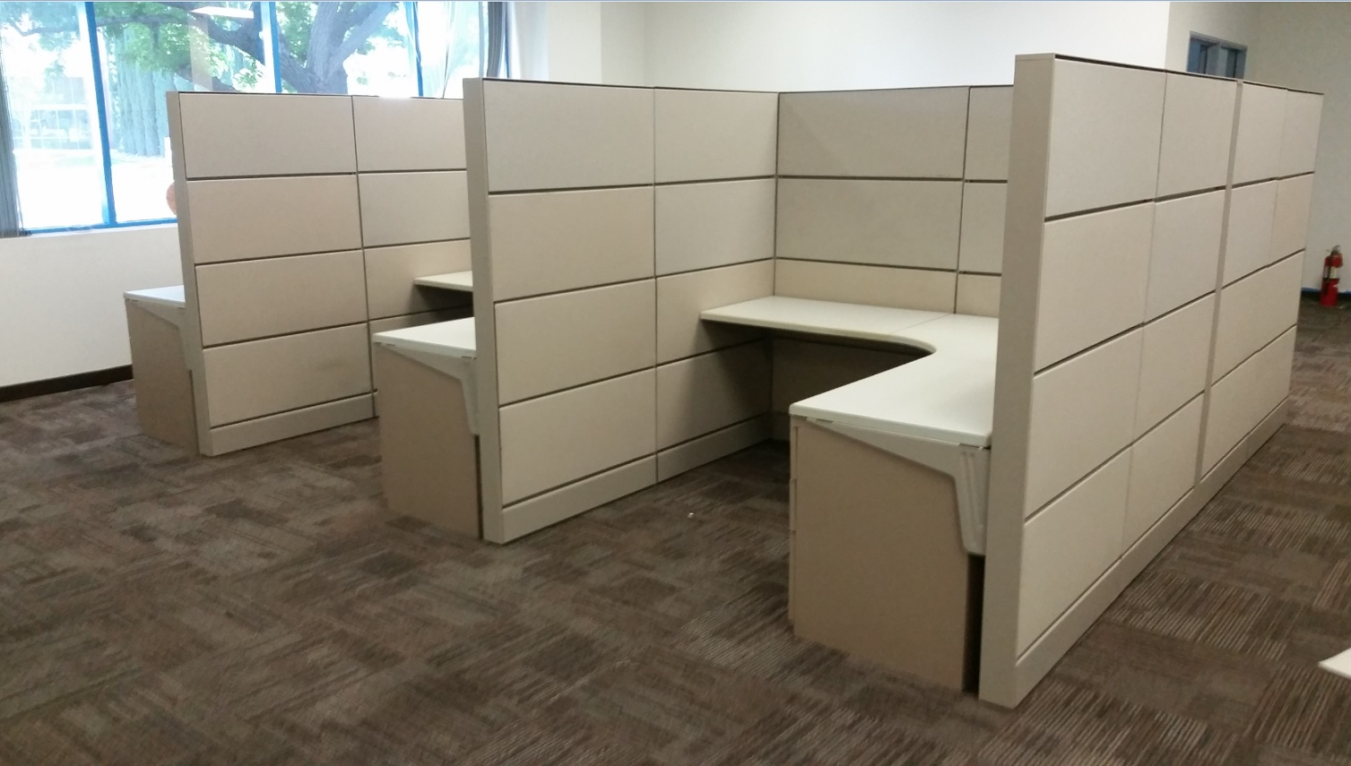 office cubicles used liquidation, refurbished office cubicles for sale